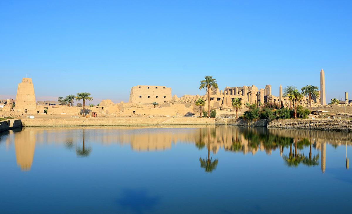 Le Nil à bord d'une Dahabeeya + pré-circuit au Caire