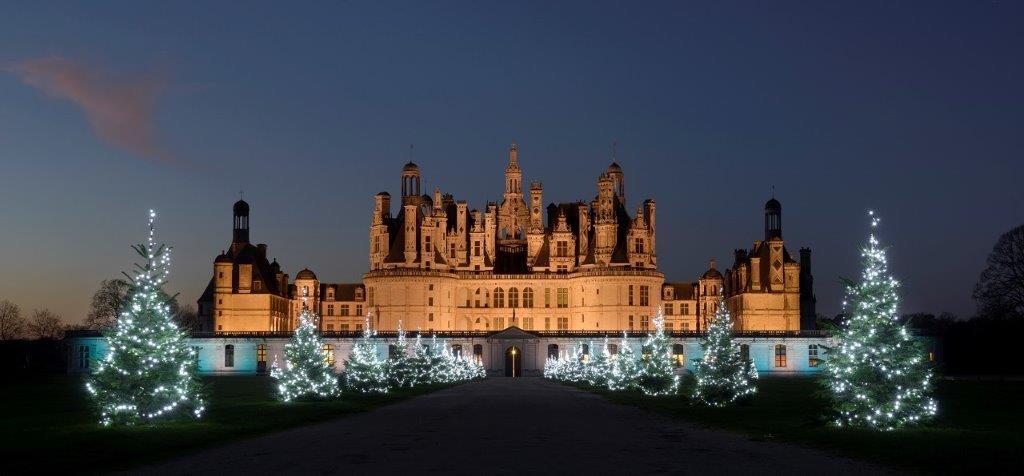 L'avent au pays des châteaux, Région Grand-Ouest & Paris