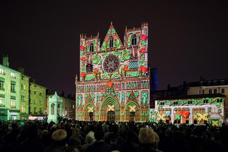 La Fête des Lumières de Lyon, Région Sud Ouest
