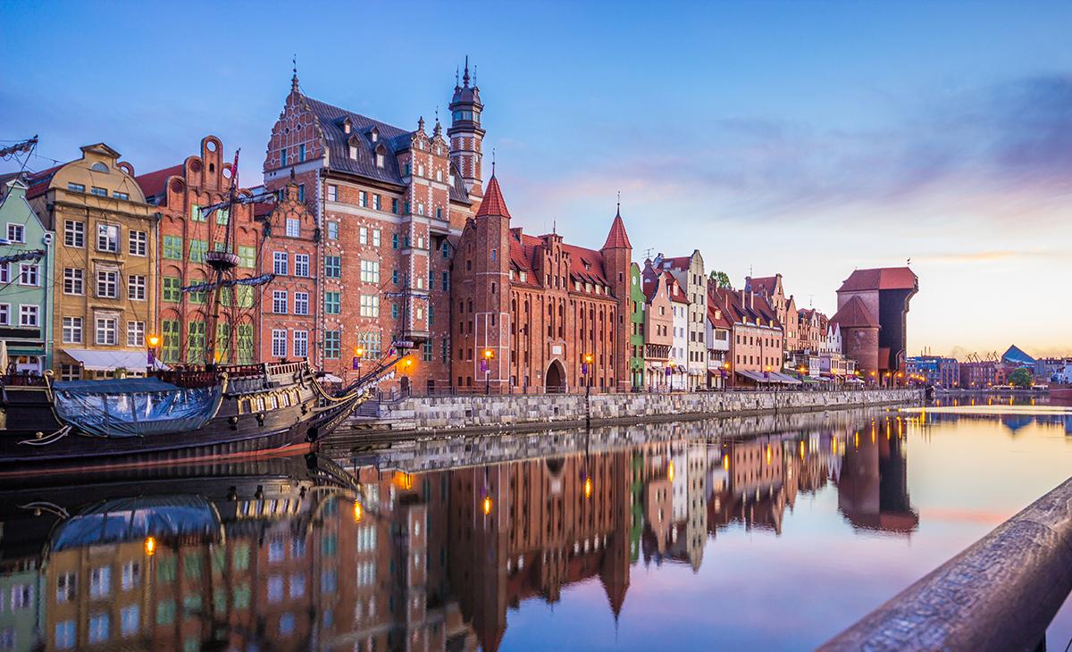 Châteaux et trésors cachés de Pologne