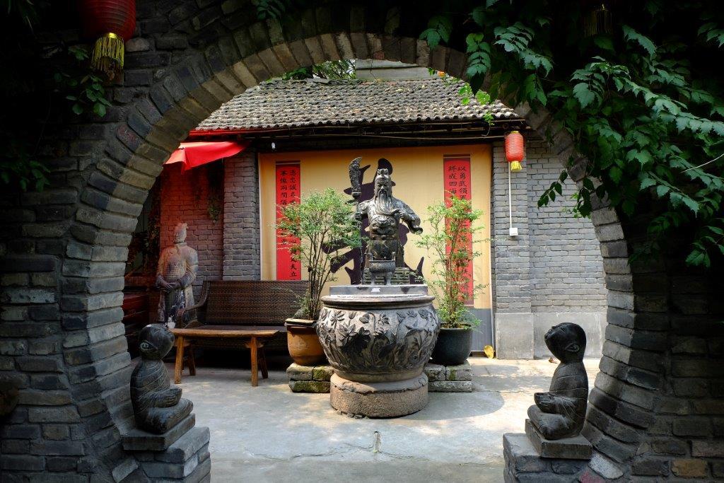 Chine Authentique, Hébergement classique 3*