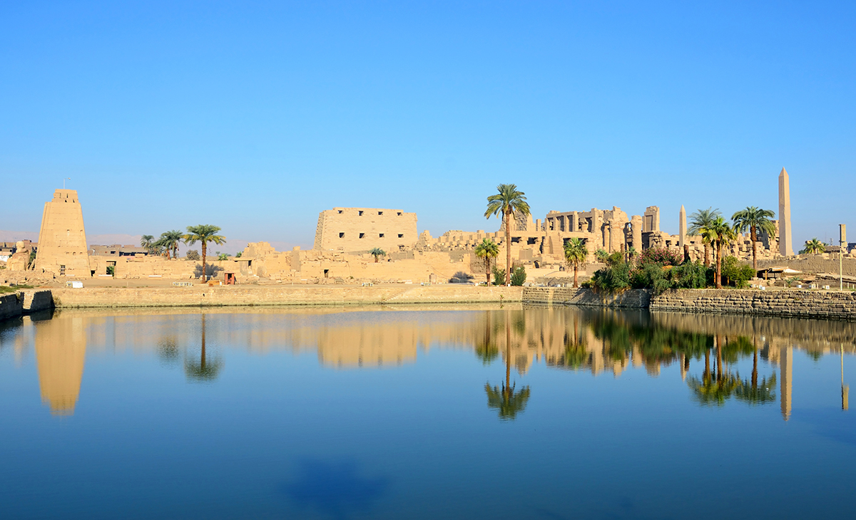 Le Nil à bord d'une Dahabeeya