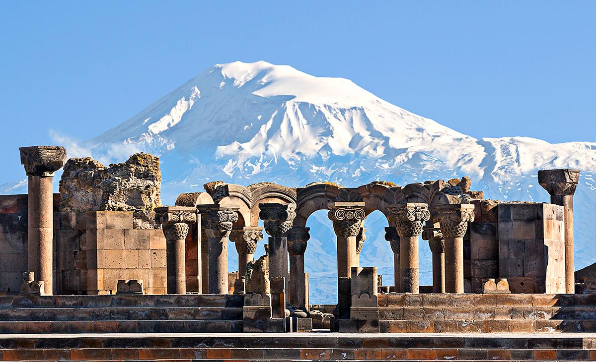 Le Grand Tour d'Arménie