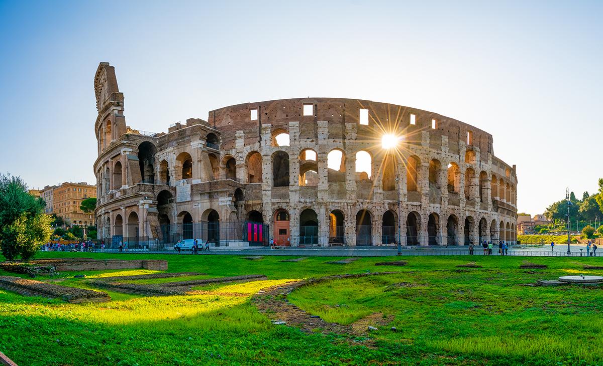 Grand Tour de l'Italie, Région Grand-Ouest & Paris