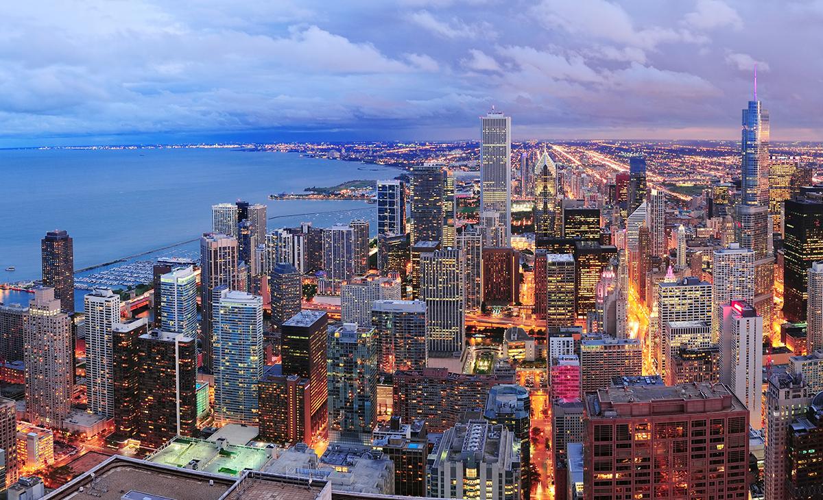 Escapade à Chicago et New York
