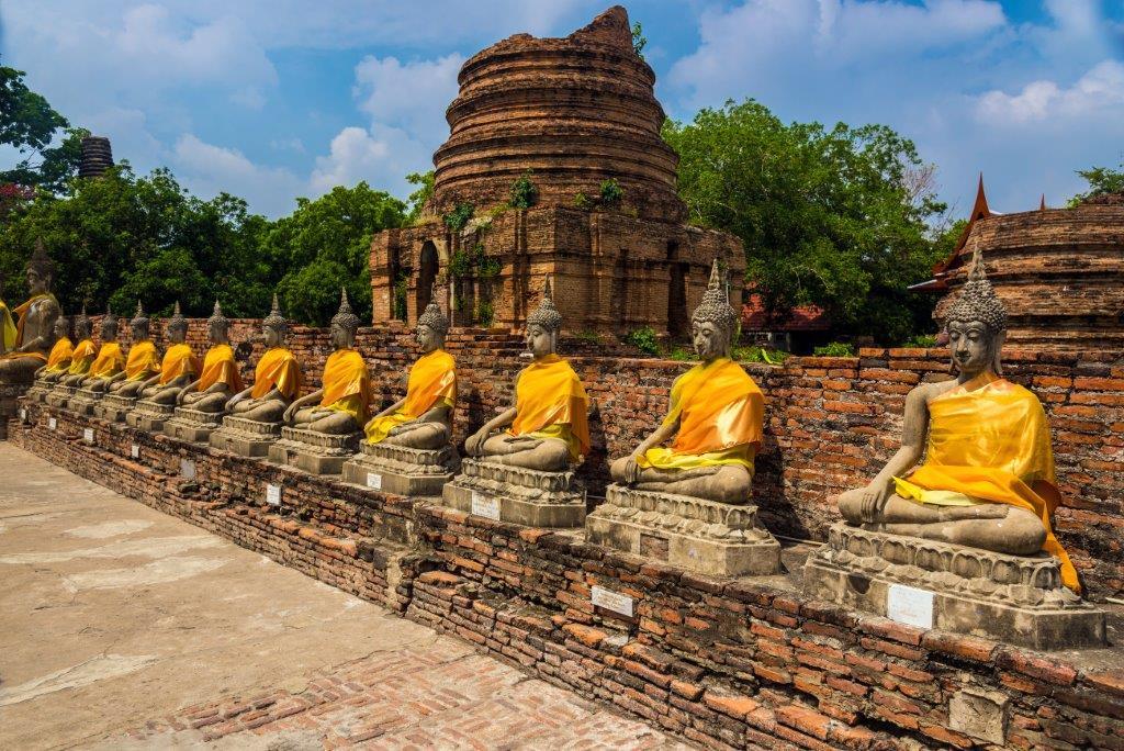 Trésors du Siam & Extension les Minorités du Nord