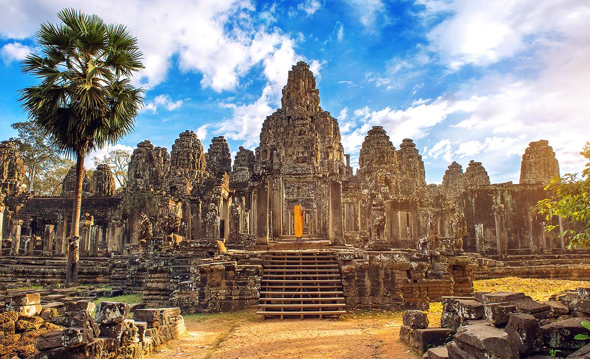 Le Grand Tour du Cambodge