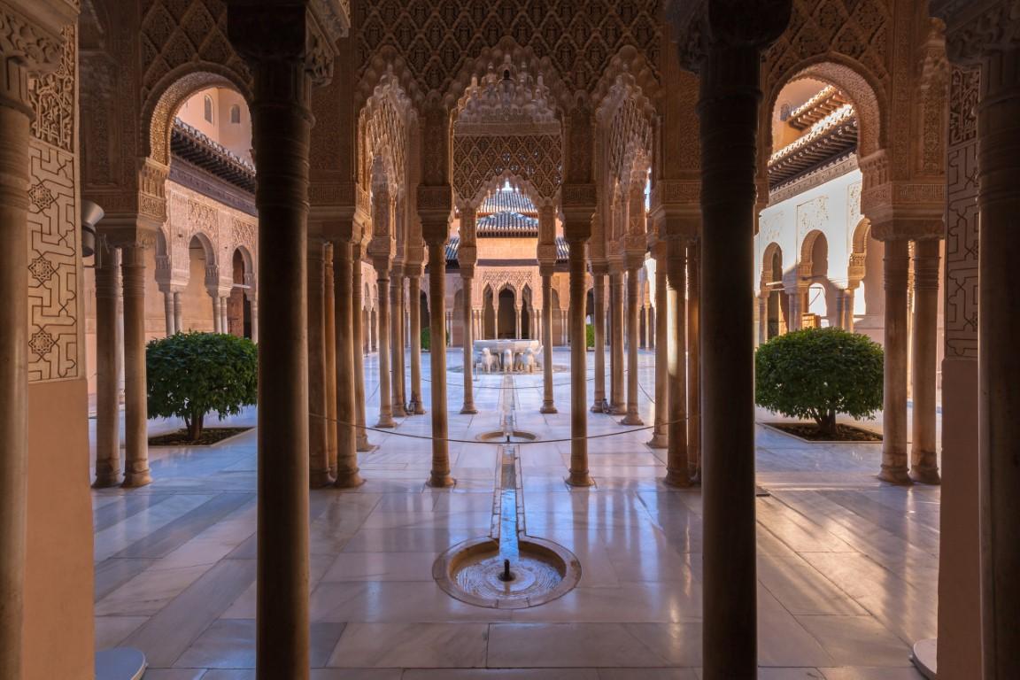 De l'Andalousie au Maroc