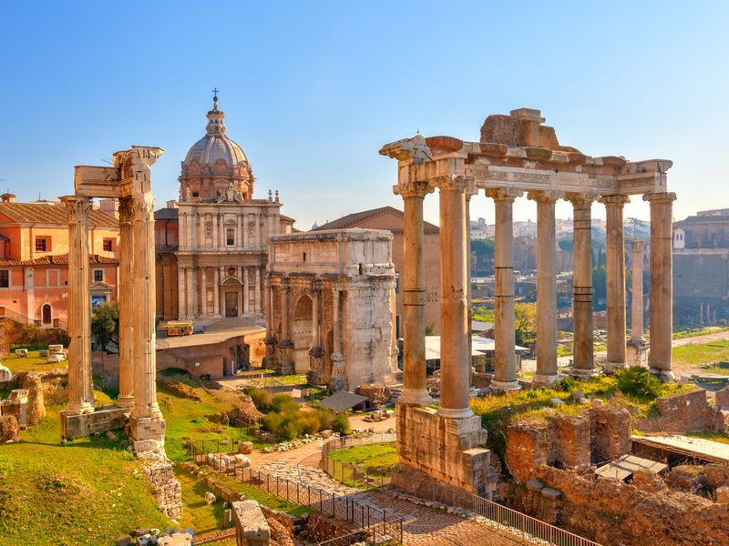 Rome, escapade dans la ville éternelle
