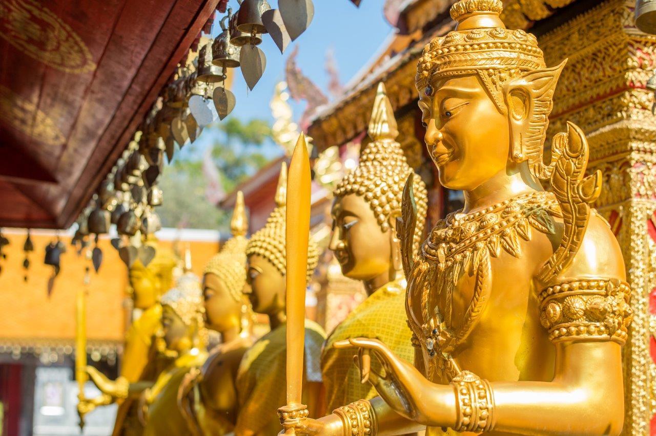 Trésors du Siam & Extension Temples d'Angkor