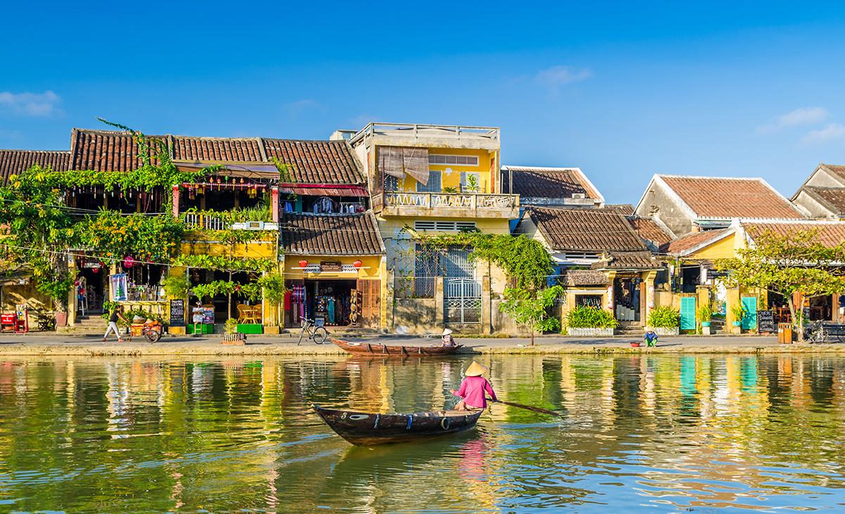 Au cœur de l'Indochine