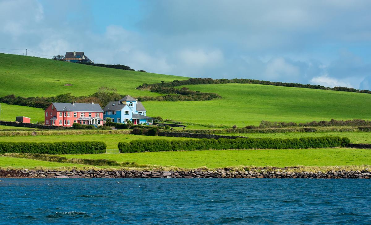 Au coeur de l'Irlande
