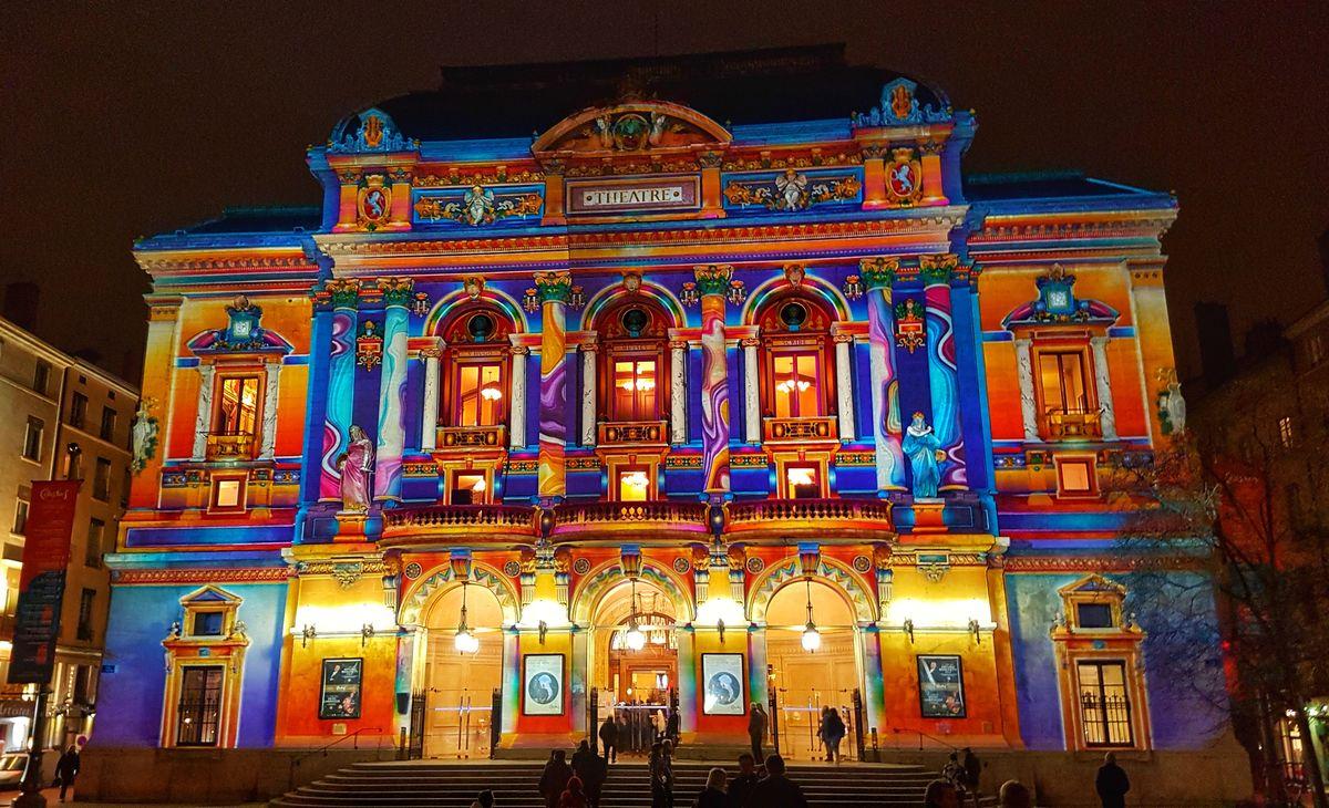 Lyon et la Fête des Lumières, Région Sud-Ouest