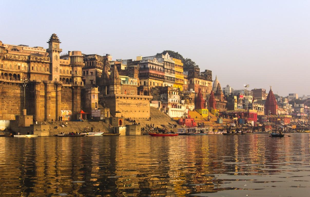 Sur les Routes du Rajasthan et Vallée du Gange