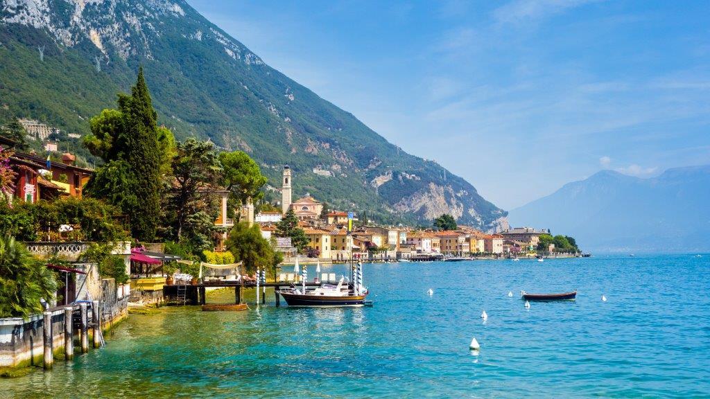Le Grand Tour d'Italie