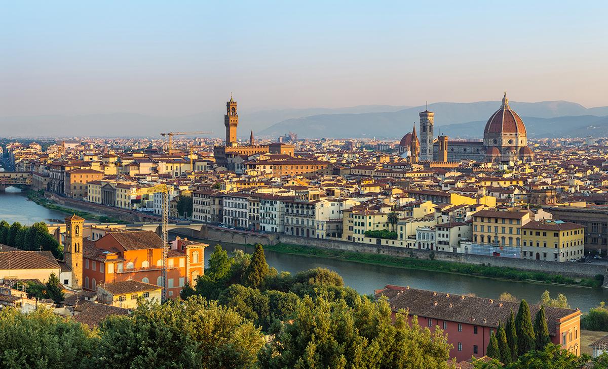 Venise, Florence, Pise, Vérone, Région Sud-Ouest