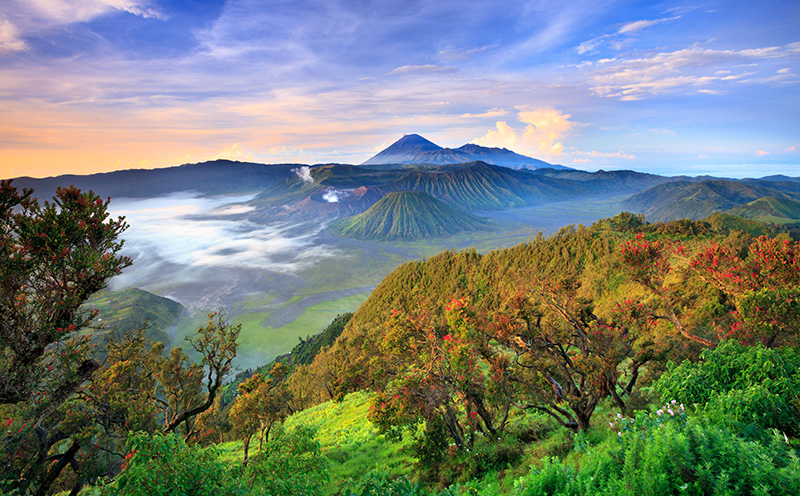 De Java à Bali, légendes d'Indonésie