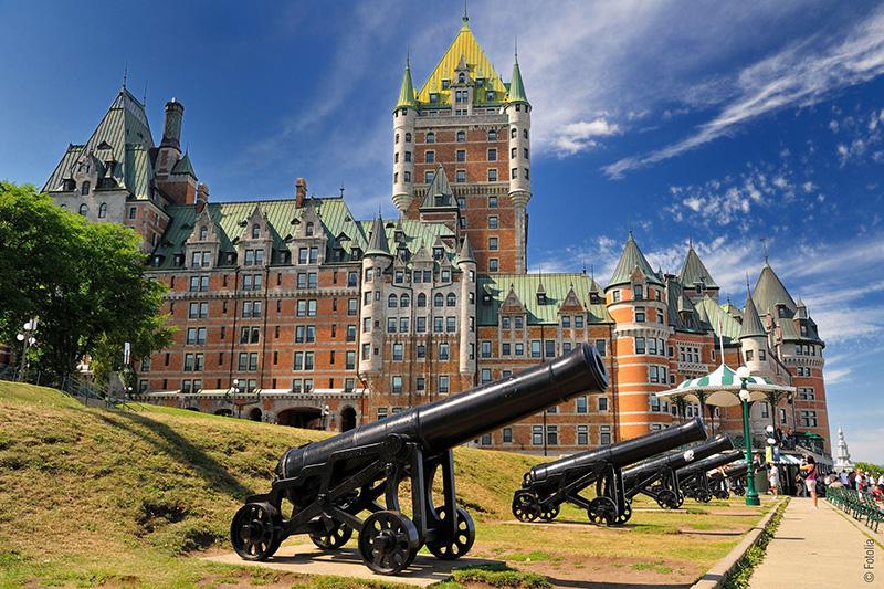 Canada / États-Unis : Circuit Sur les traces du Nouveau Monde 11j/9n