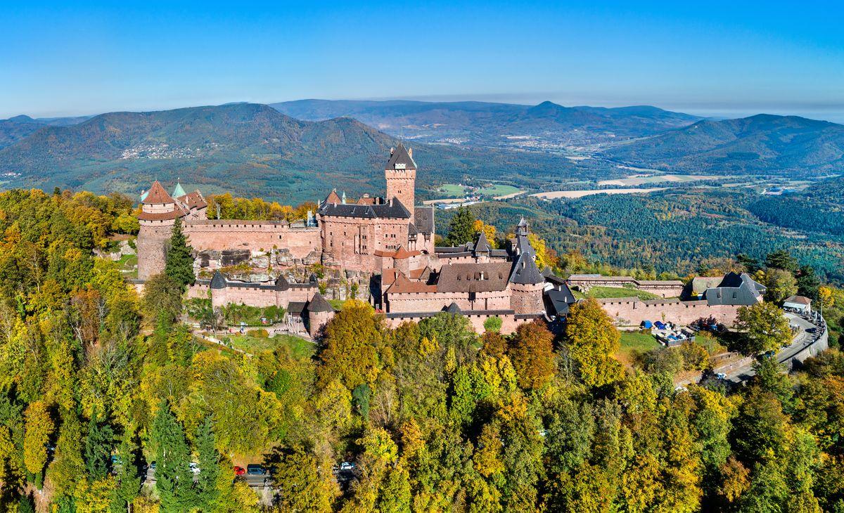 Alsace et Forêt Noire, Région Sud-Ouest