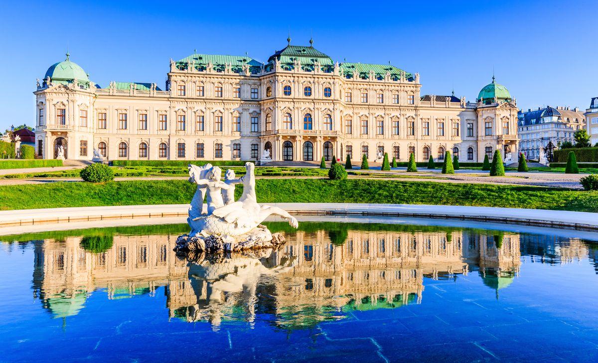 Les plus belles villes autrichiennes, Région Sud-Ouest
