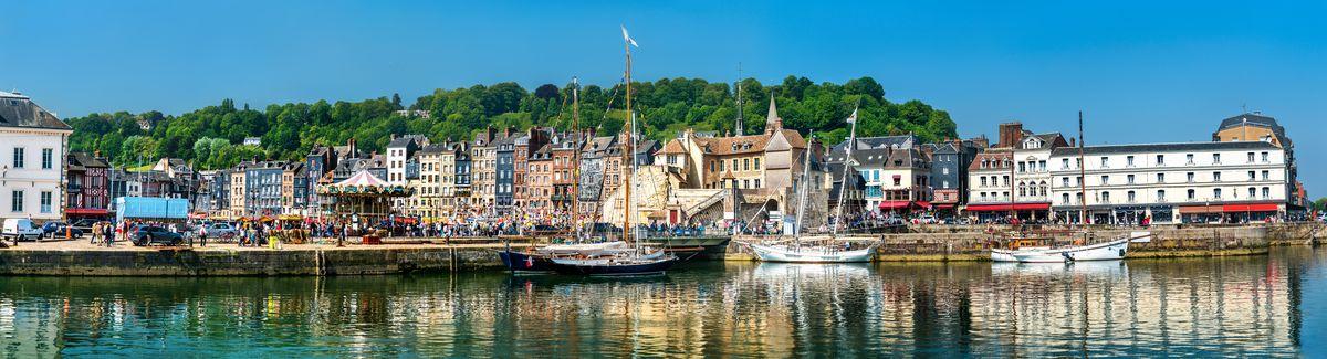 Croisière sur la Seine : De Paris à la Normandie, région Sud-Ouest