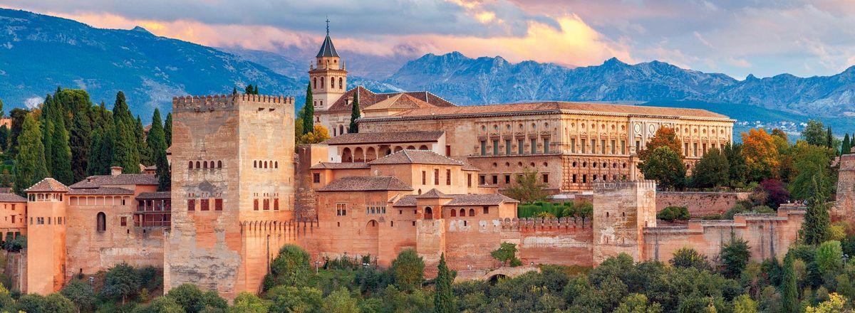 ESPAGNE - L'Andalousie éternelle : des villages blancs aux palais des mille et une nuits