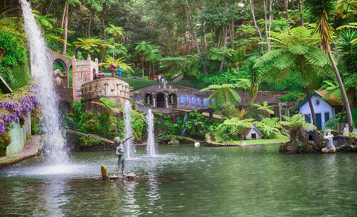 Jardin de l'Atlantique