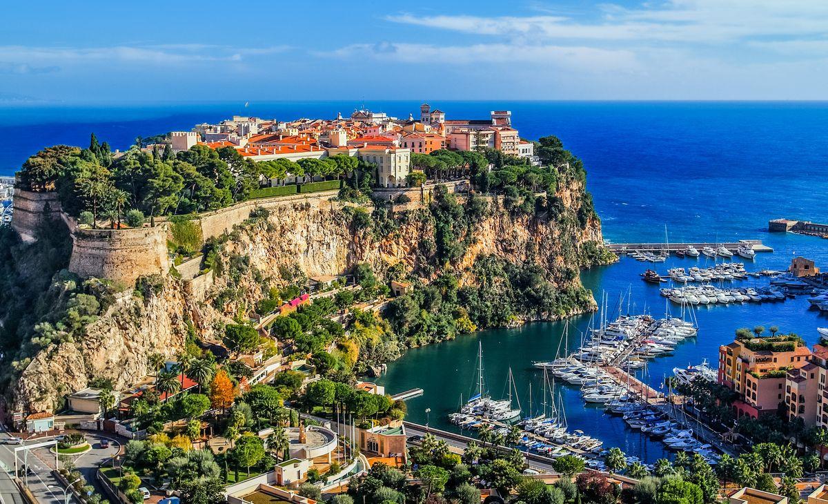 FRANCE - Côte d'Azur, Séjour à Menton, merveille azuréenne ! , Région Grand-Ouest & Paris