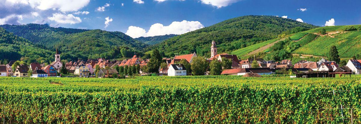 Alsace - Vosges : De routes célèbres en cités remarquables, Région Sud-Ouest