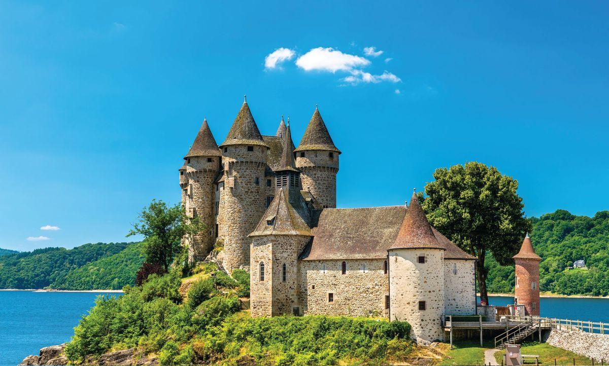 L'Auvergne, Au coeur du Parc Régional des Volcans, Région Grand-Ouest & Paris