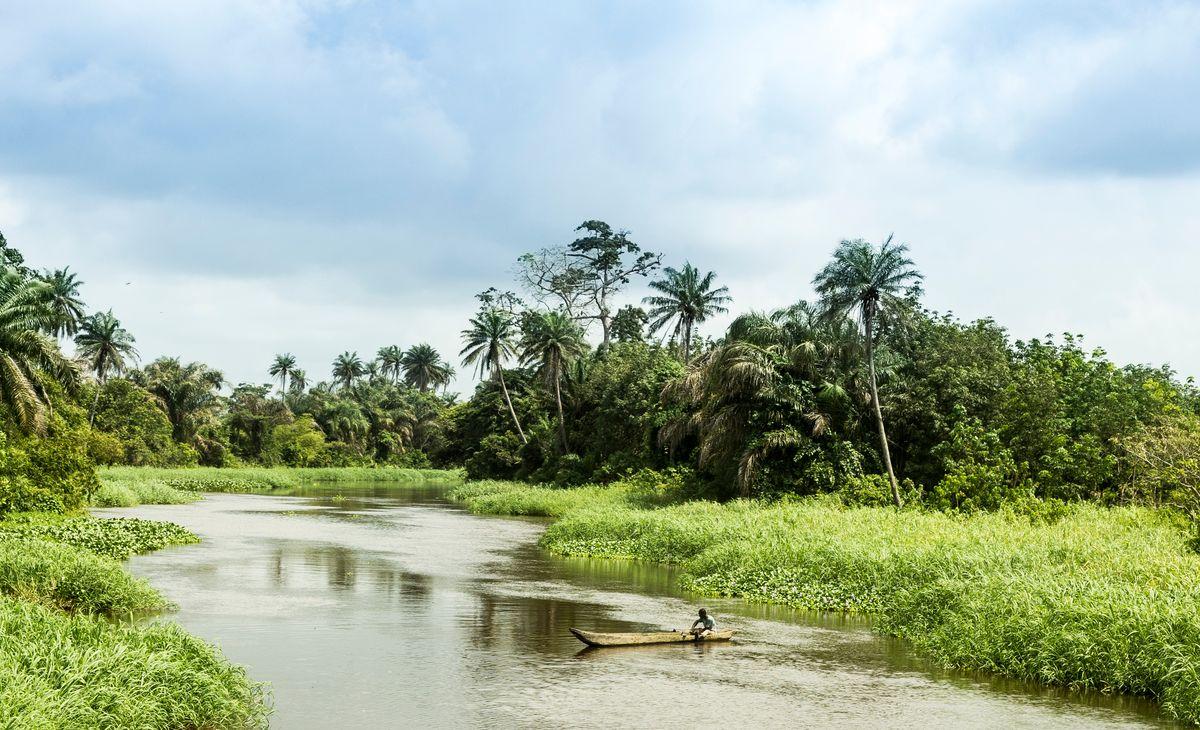 Au coeur de la Côte d'Ivoire - extension plage