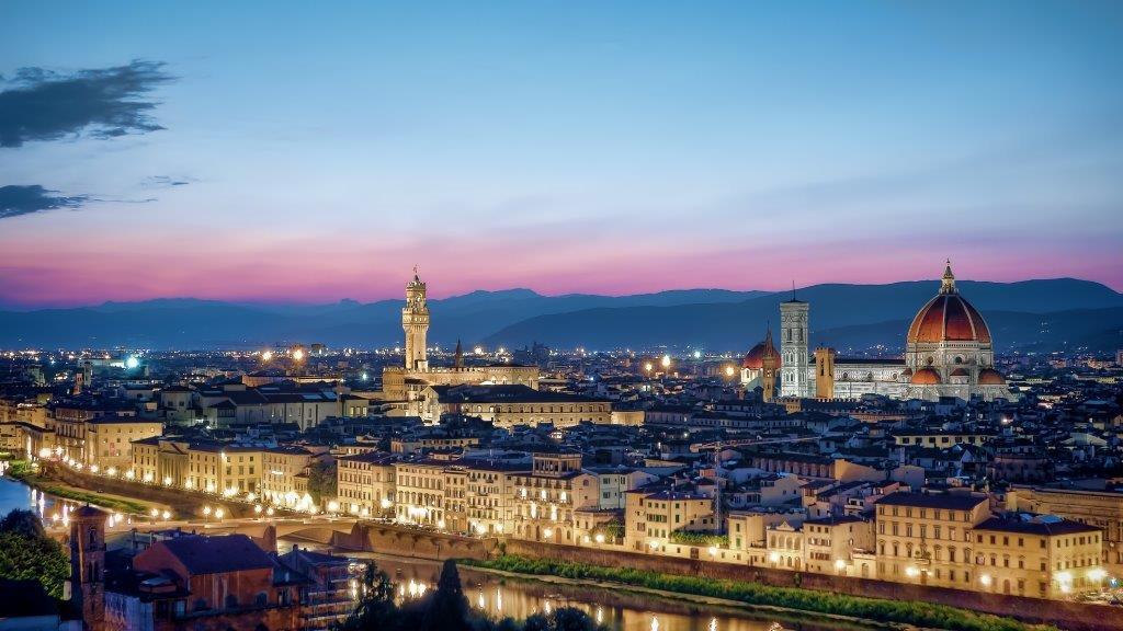 Escapade en Toscane - 1