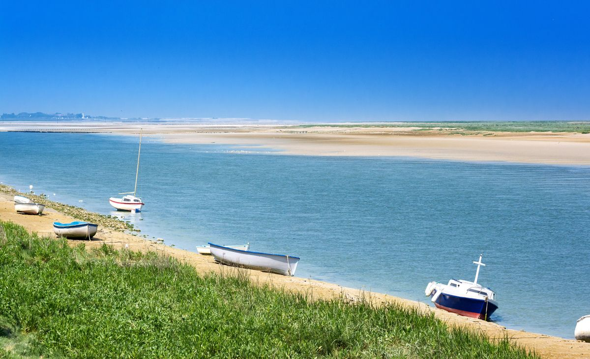 Baie de Somme, Région Grand-ouest & Paris