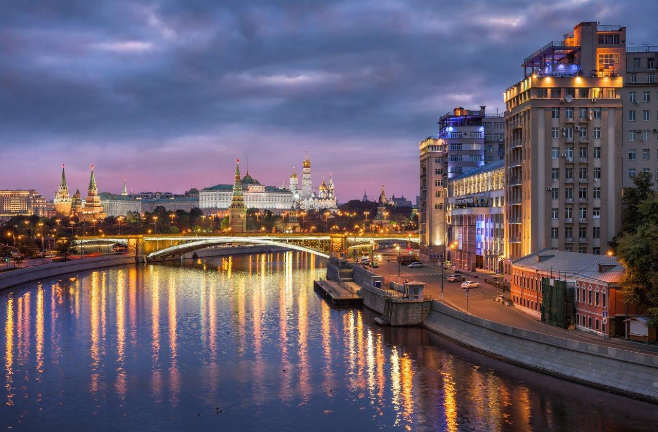 Escapade à St Petersbourg