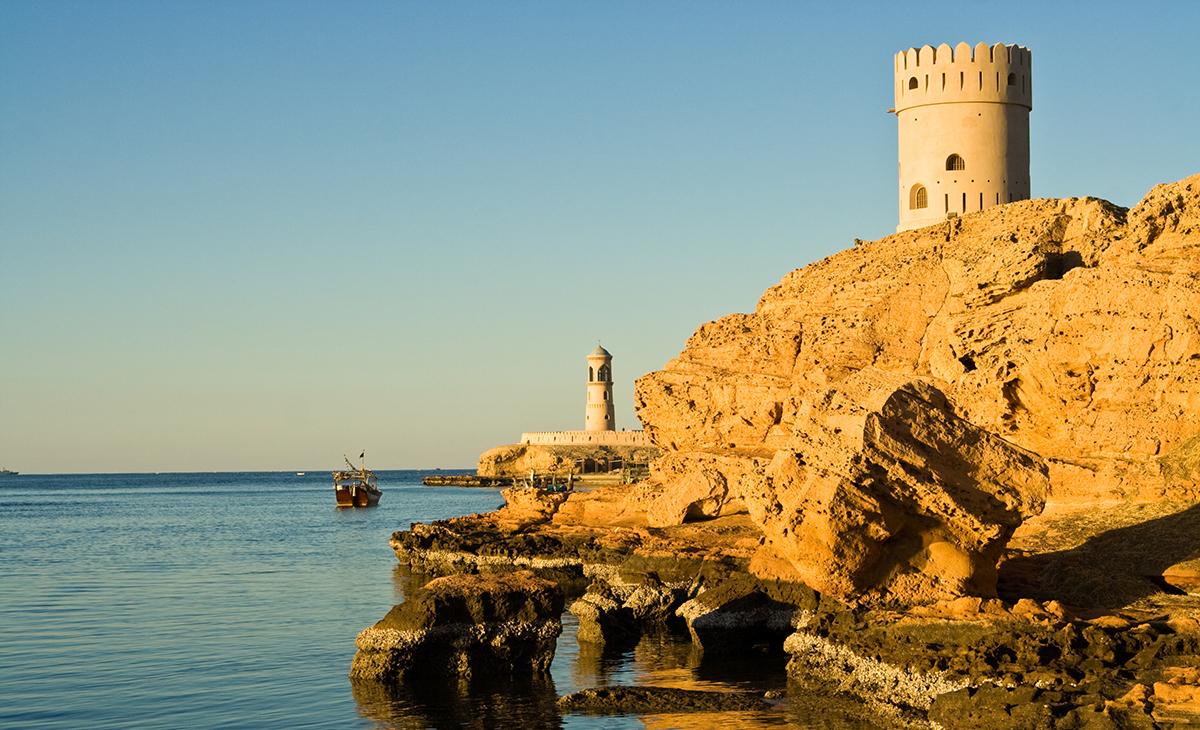 Escapade au Sultanat d'Oman