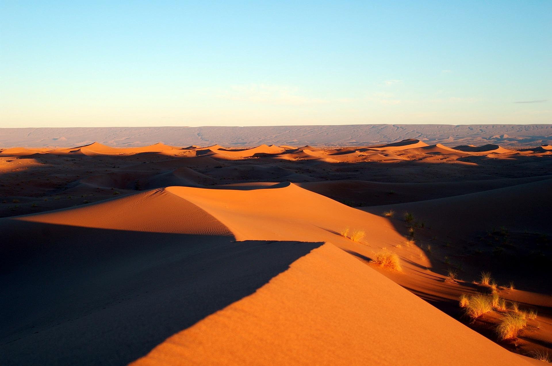 Des villes impériales au désert - 1