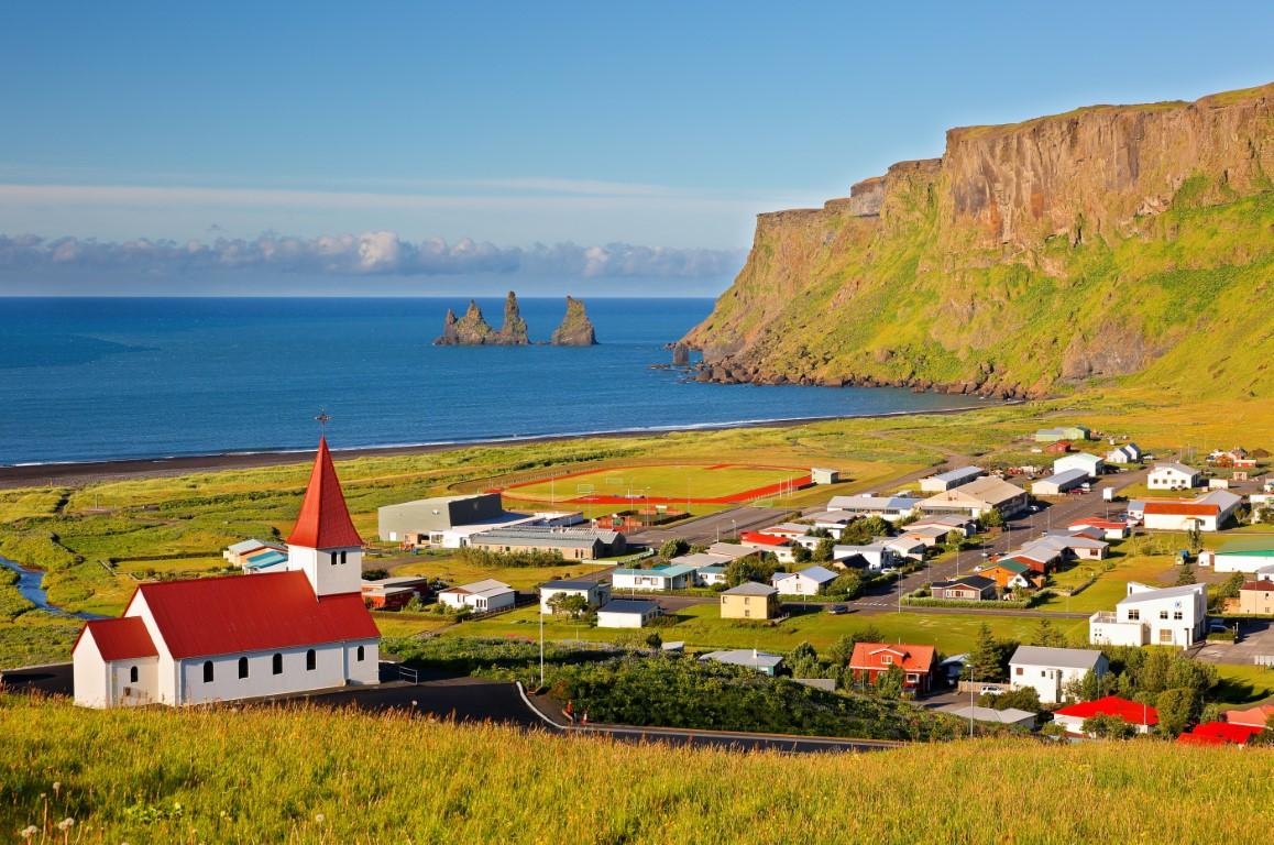 Les terres sauvages d'Islande