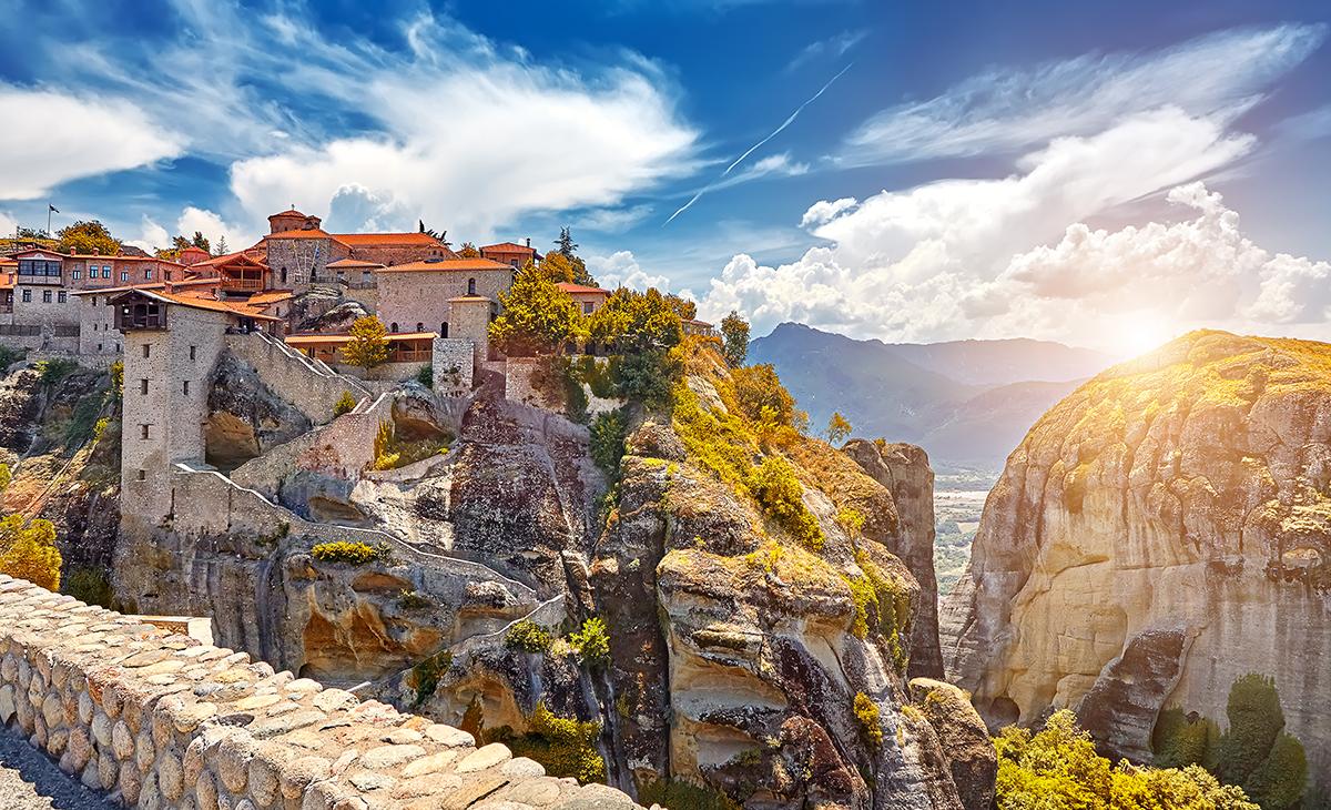 Le charme des Balkans
