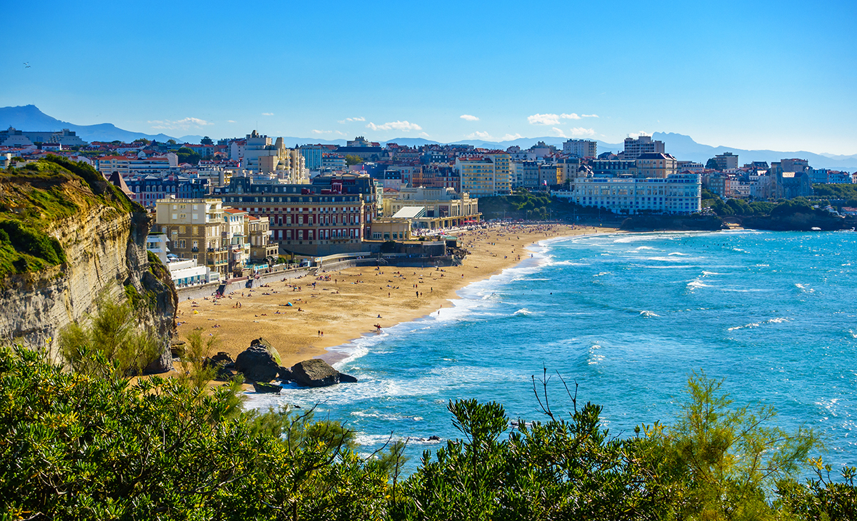 Pays Basque - Espagne, Région Grand-Ouest & Paris