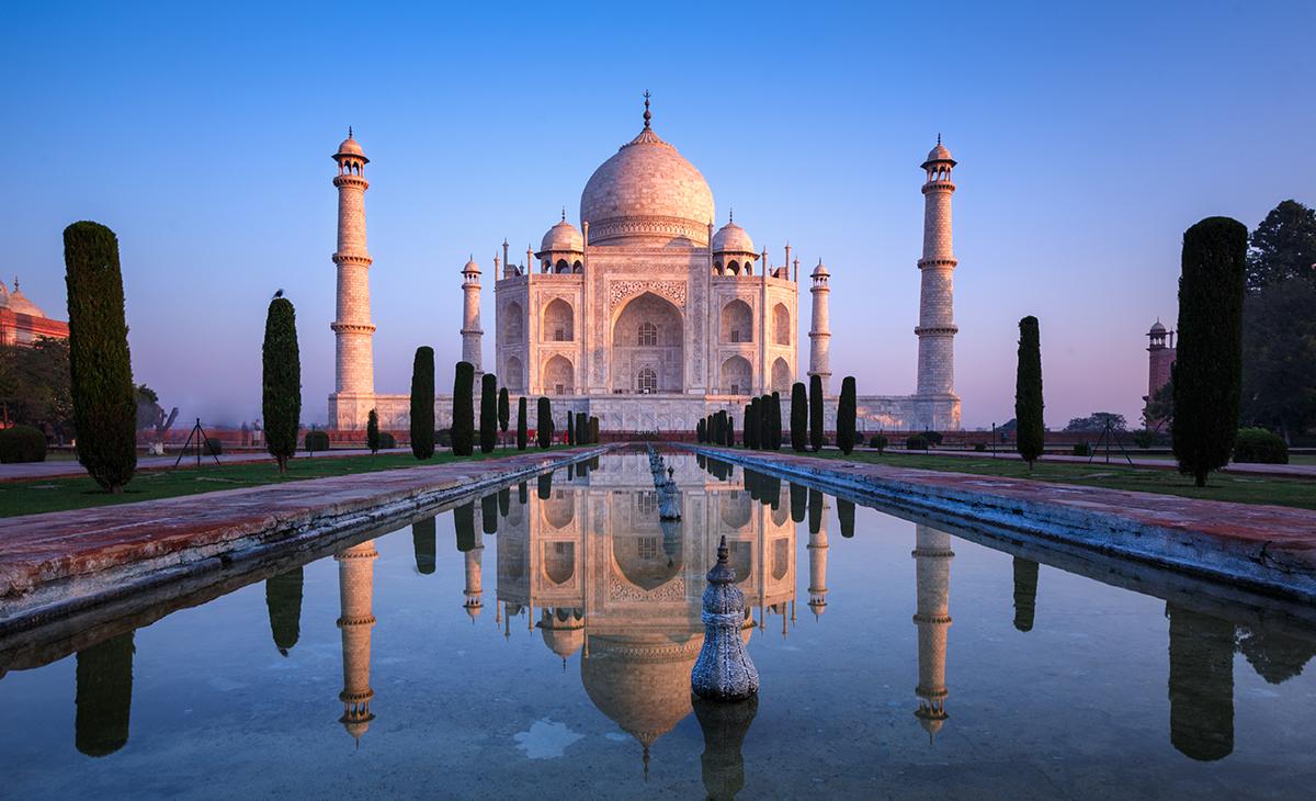 Sur les terres des Maharajahs