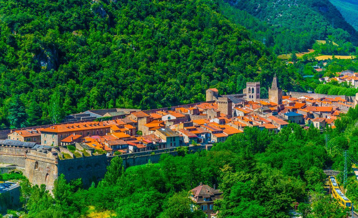 Pyrénées Catalanes, La Cerdagne gourmande, au départ de la région Sud-Ouest