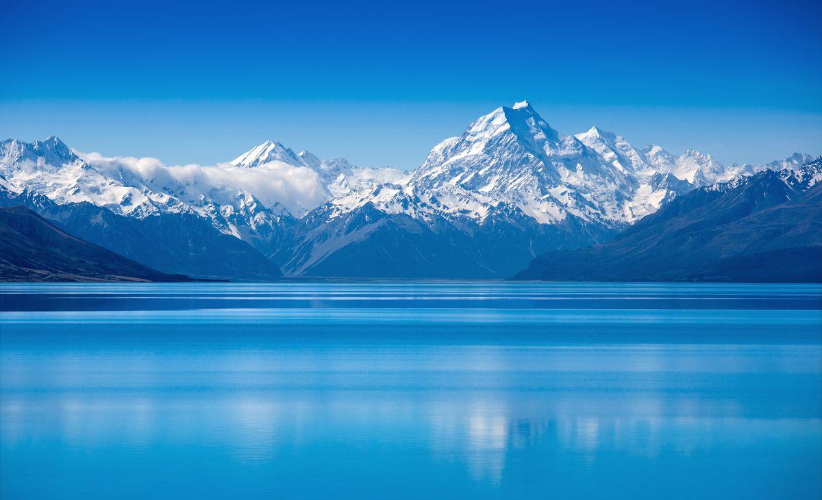 En territoire Maori