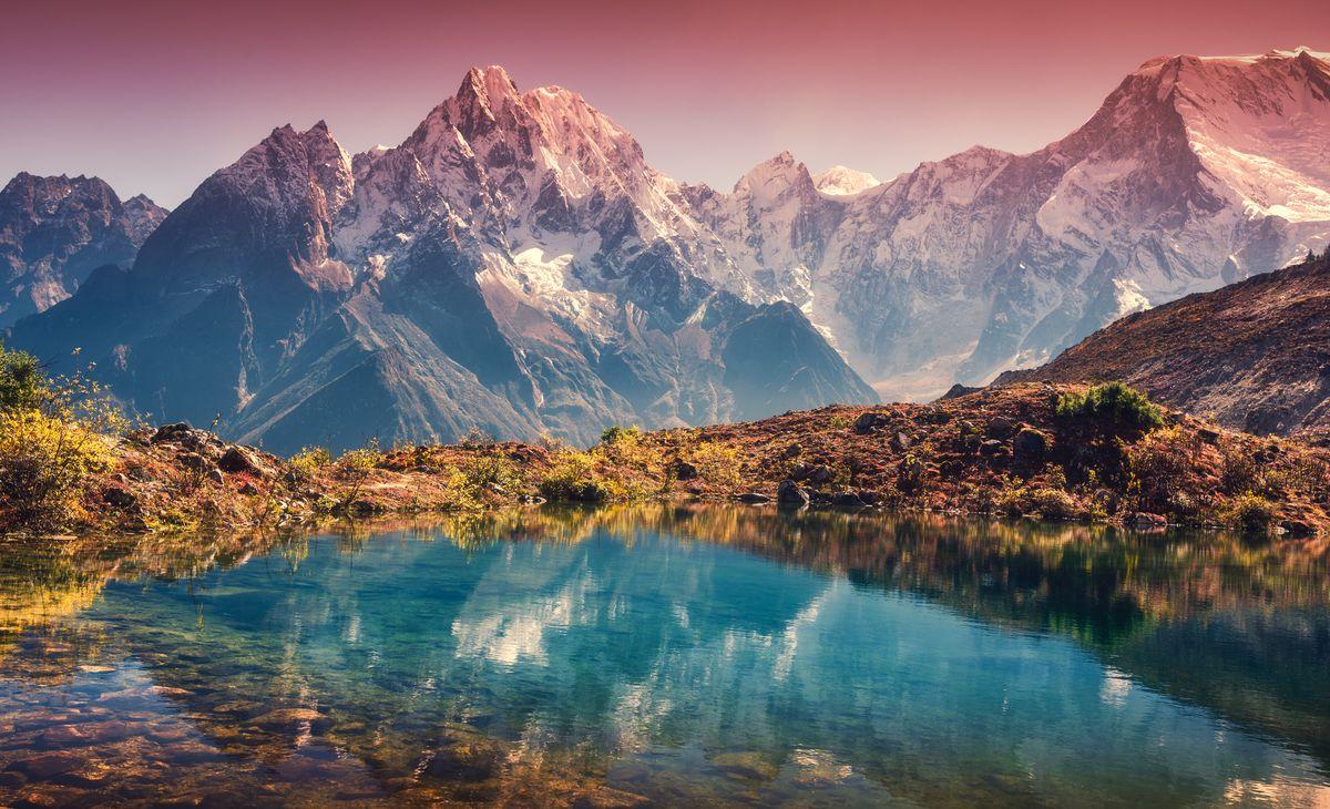 Les routes de l'Himalaya