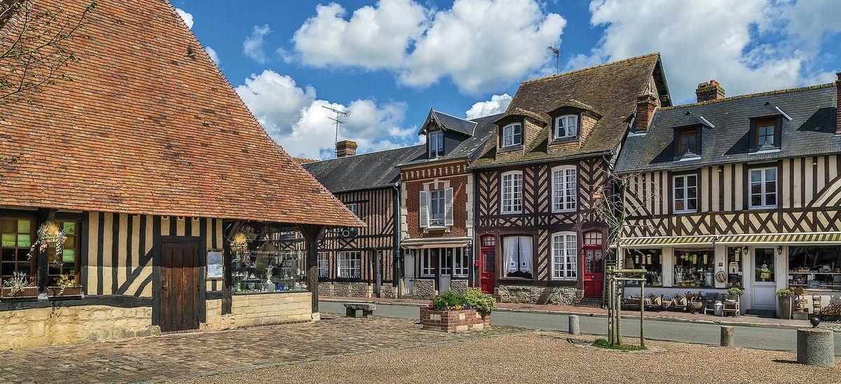 FRANCE - La Normandie : Terre de mémoire