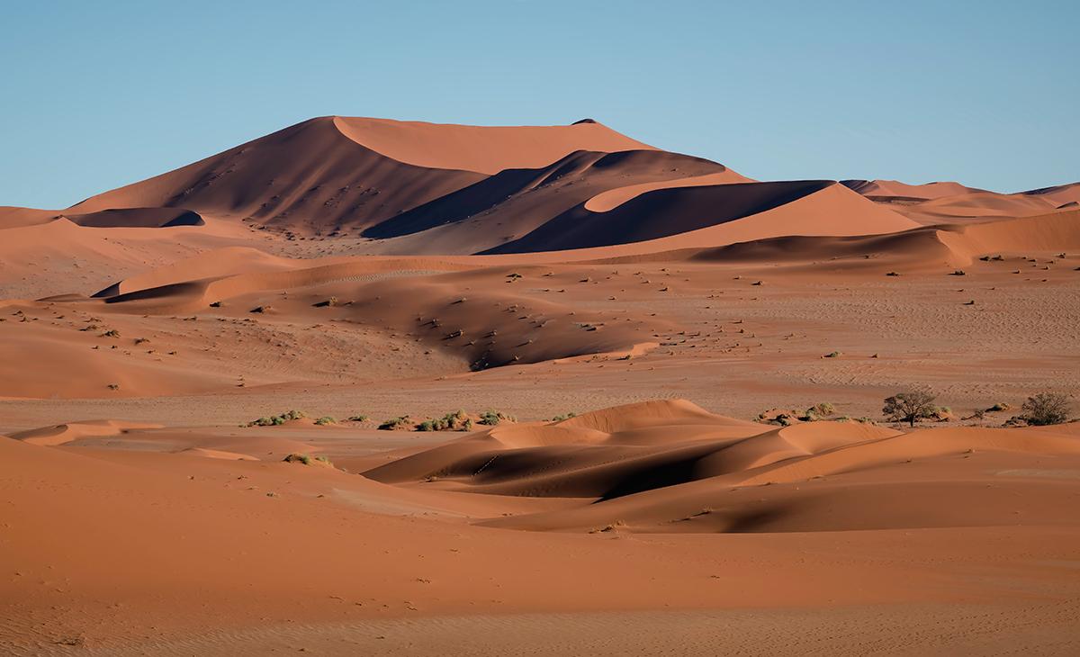 Les joyaux de la Namibie