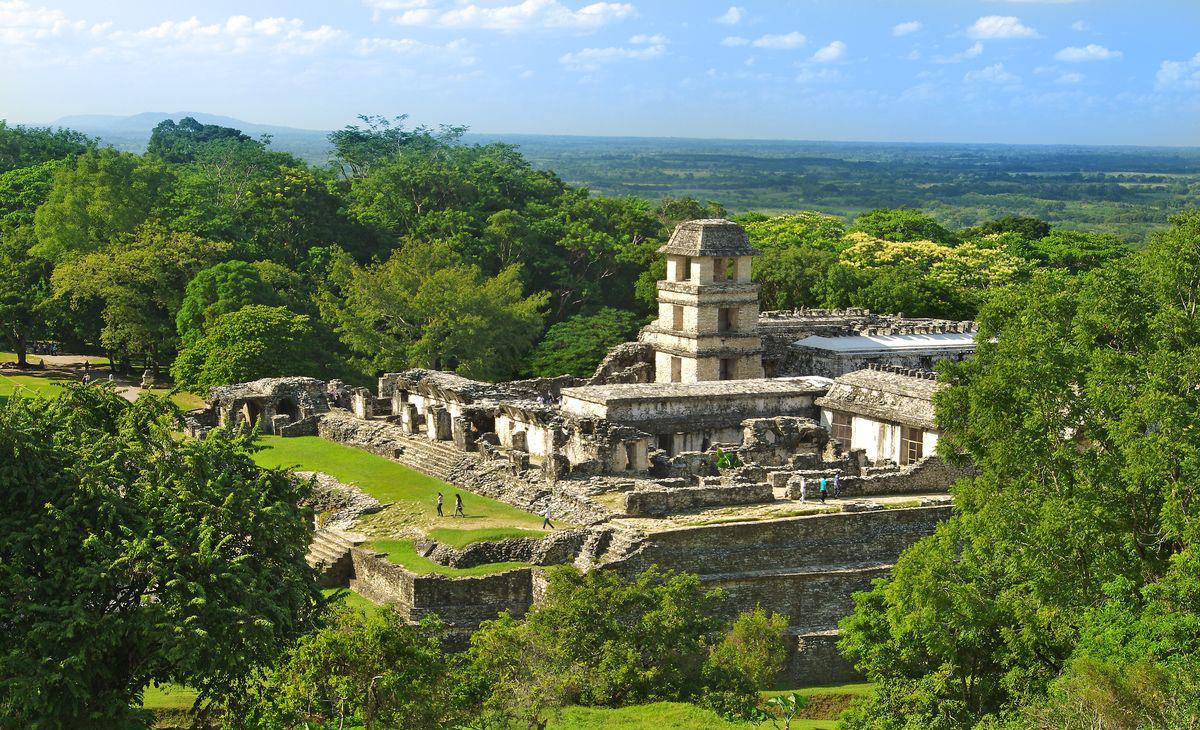 Les plus beaux sites mayas
