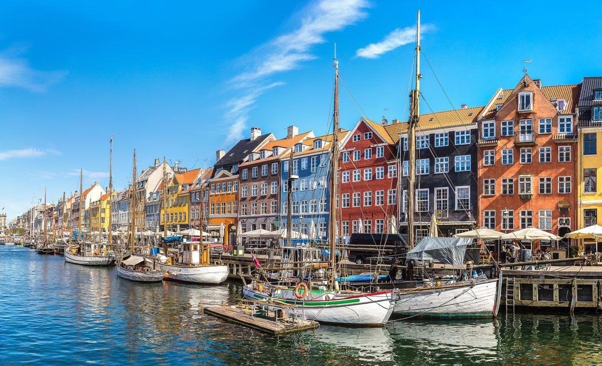 Le Danemark et les belles villes d'Allemagne du Nord, Région Sud-Ouest