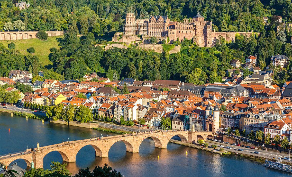 Croisière sur le Rhin Romantique, Région PACA