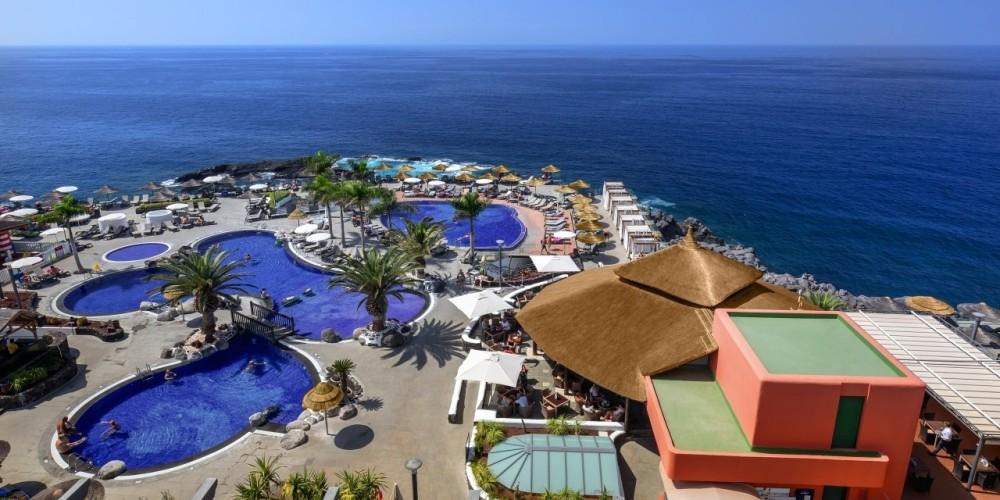 Tenerife : Barcelo Santiago 4*