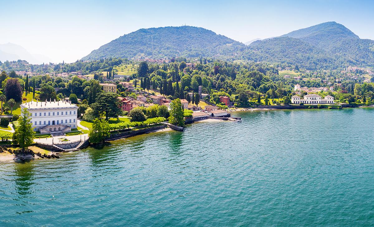 Lacs Italiens et Venise, Région Sud-Ouest